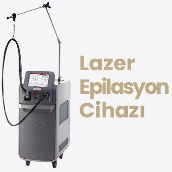 Lazer Epilasyon Cihazı