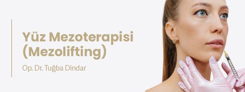 Yüz Mezoterapisi (Mezolifting)